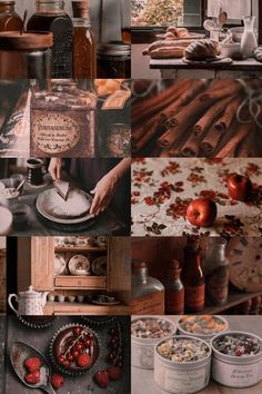 My dreamscape feels like this. A cozy old cottage by the . - - My dreamscape feels like this. A cozy old cottage by the . Autumn Aesthetic, Witch Aesthetic, Aesthetic Collage, Christmas Aesthetic, Mabon, Fall Inspiration, Moodboard Inspiration, Cottages By The Sea, Old Cottage