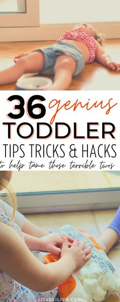 Tame life with a toddler with these genius and incredibly nifty tricks and hacks! It's the little things that make a world of a difference to little people! #toddlerlife #loveliliya Advice For New Moms, Mom Advice, Parenting Toddlers, Parenting Hacks, Mom And Baby, Baby Boy, Toddler Play, Second Baby, Mom Hacks