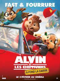 Film A Fond Streaming : streaming, Alvin, Chipmunks, Caisse, Streaming, Complet, Chipmunks,, Movie