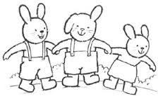 rikki en zijn vriendjes tekening zoeken