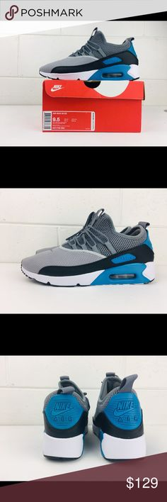 Nike Air Max Light Obsidian Atmosphere Grey Og 1 90 Ao8
