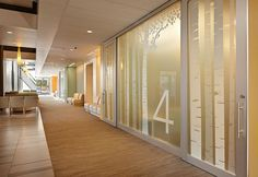 The Everett Clinic at Smokey Point. Firm: ZGF Architects. Location: Marysville, Washington. #healthcare
