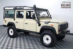 1994 Land Rover Defender 110 | Worldwide Vintage Autos
