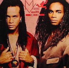 groupe milli vanilli années 80