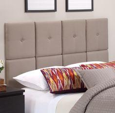 Tessa Upholstered Headboard Tiles
