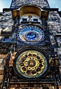 The Prague Astronomical Clock is a medieval astronomical clock located in Prague, the capital of the Czech Republic Prague Astronomical Clock, Czech Republic, Big Ben, Medieval, Building, Pictures, Travel, Buildings, Viajes