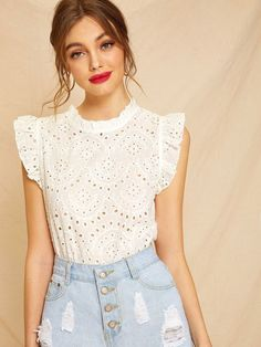 Женские блузки и рубашки td fashion 2015 blusas femininas chiffion camisas Fashion News, Fashion Outfits, Womens Fashion, Fashion 2015, Mode Rose, Summer Outfits, Cute Outfits, Outfit Trends, Summer Shirts