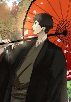 Sousuke in traditional wear Anime Couples Drawings, Couple Drawings, Makoto, Splash Free, Free Eternal Summer, Free Iwatobi Swim Club, Free Anime, Anime Comics, Manga