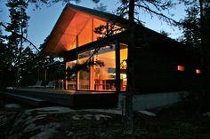 JOARC I ARCHITECTS • Holiday Villas • moderni mökki, summerhouse, Finnish architecture, timber, scandinavian