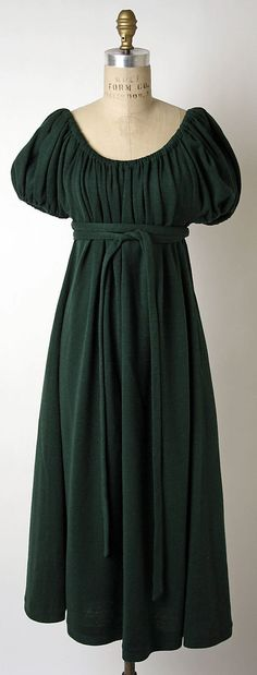 Dinner dress, claire mccardell, 1946
