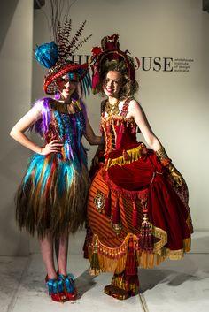 tess tavener hanks -- Apex Teenage Fashion Awards 2012- Society/ Environment and Wearable Art