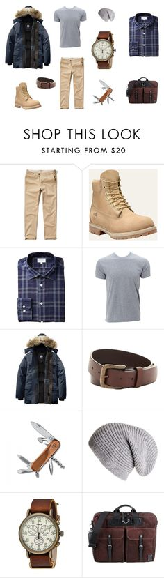 """""""For Pavel 3"""" by julia-ikkonen on Polyvore featuring Hollister Co., Will Leather Goods, Victorinox Swiss Army, Black, Timex, Diesel, men's fashion и menswear"""