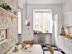 Swedish Apartment on We Heart It