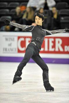 Yuzuru Hanyu(JAPAN) Plactice : World Figure Skating Championships 2013 in London(CANADA)