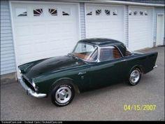 1961 Sunbeam Alpine Series II  - http://sickestcars.com/2013/05/26/1961-sunbeam-alpine-series-ii/
