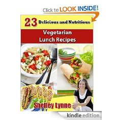 Lots of great lunch ideas