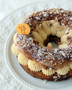 Paris Brest of PIERRE HERME PARIS.