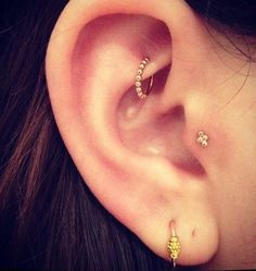 Delicate and beautiful piercing inspiration