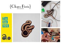 Taller Pieza de Soutache. #charoperis II Jornadas de artesanía y diseño 2014