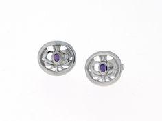 TH26 Thistle Earrings