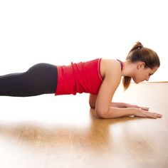 "Change the Way You Do the Plank For a Six-Pack, Fast.      Well, I certainly don't care about ""bikini ready"" ha ha, but unhunching my shoulders, yes please!!"