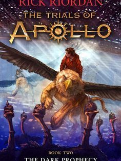 Here's the excerpt and cover pic for the newest book in the Trials of Apollo series!