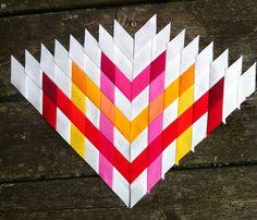 einfach bunt outburst quilt Lone Star Quilt, Star Quilts, Scrappy Quilts, Quilt Blocks, Quilting Tips, Quilt Patterns, Textiles, Stars, Mini