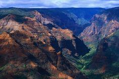Havaí é bem mais que surf e hula hula. Encha os olhos com essas belas imagens das paisagens pouco divulgadas desse país maravilhoso.
