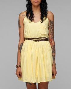 Rouge Dress - Need Supply Co.