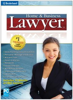 Home And Business Lawyer V4 AMR -   More than 1,200+ legal forms. Get legal advice from a network of 1,000+ lawyers. Includes 12 months of free software upgrades.  Home  Business Lawyer v4 is the complete  easy do-it-yourself legal software solution. The affordable way to take care of legal issues so you can prepare... - http://softwaredownloaddeals.com/home-and-business-lawyer-v4-amr/ - http://softwaredownloaddeals.com/wp-content/uploads/2013/05/c816a_Home_and_Ho