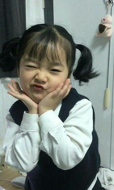 Most Popular Kwon Yuli Baby Ulzzang Icons 63 Ideas Cute Asian Babies, Korean Babies, Asian Kids, Cute Korean Girl, Cute Babies, Cute Baby Meme, Baby Memes, Cute Baby Girl Pictures, Baby Photos