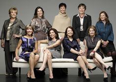 The most powerful women in banking.