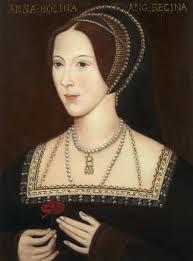 Anne Boleyn c1501-19 May 1536.Daughter of Thomas Bullen or Boleyn,Earl of Wiltshire & Ormonde & Elizabeth Howard.Queen consort of England 1 June 1533-17 May 1536.Married King Henry Vlll on 23 January 1533.Issues:Elizabeth (1533-1603).Stillborn son? (1534).Stillborn child (1535).Stillborn son (1536).A♥W