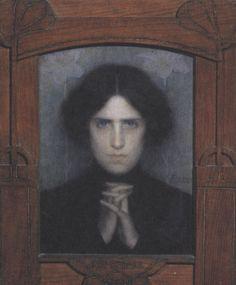 Preghiera, c. 1900 by Cesare Ferro (Milone) (Italian 1880–1934)