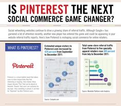 Is Pinterest the Next Social Commerce Game Changer? #infograph @whoisdarwin