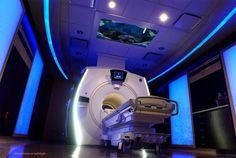 Sala de Resonancia magnética