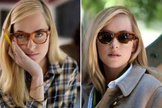 Love the new glasses I just got (from See in NYC!) but these Oliver Peoples glasses & shades are gorgeous!