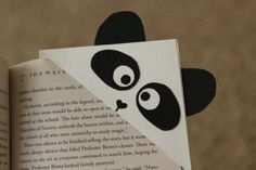 Easy DIY Projects: Corner Bookmarks | Cristina's Ideas                                                                                                                                                                                 More
