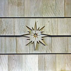 Compass Shingle Design
