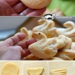 Schwan Kekse