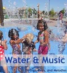 Water & Music - fun with Handel's Water Music