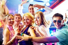 Vacations with #friends and #parties simply giving a blast of pleasure.