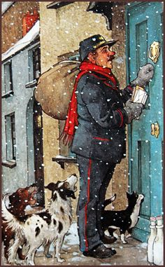 A Child's Christmas in Wales, Dylan Thomas, illustrated by Trina Schart Hyman