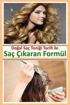 Doğal Saç Toniği Tarifi ile Saç Çıkaran Formül