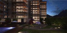 DEPARTAMENTO EN VENTA EN EL ALEAR $ 2,165,105 DOLARES  Área Construida:628.66 m2  Recámaras:3  Baños:3  Medios Baños:1