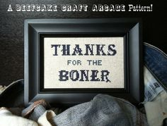 19 Unabashedly Sexual Pieces Of Needlepoint You CanOwn