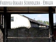 Oskar Szindler Factory Emalia