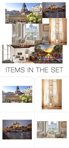 """Paris Get A Way"" by girlie87 ❤ liked on Polyvore featuring art"