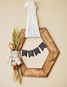 Make These 10 Fall Wreaths for Your Front Door via Brit + Co.