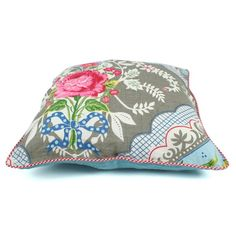 Cushion Shabby Chic grande khaki by Pip Studio